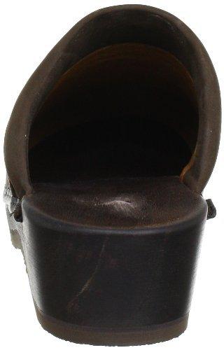 Berkemann Soft-Toeffler Unisex-Erwachsene Clogs, Braun (Dunkelbraun)