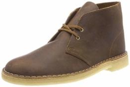 Clarks Desert Boots, Braun