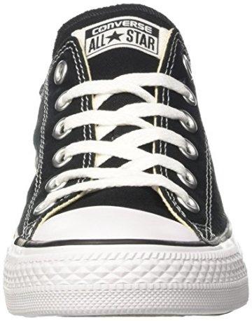 Converse All Star in Schwarz