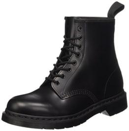 Dr. Martens Combat Boots, Schwarz