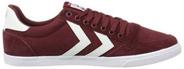 Hummel Sneakers in Rot