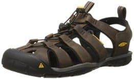 Leather Cnx Geschlossene Sandalen