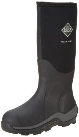Muck Outdoor Herrenboots in Schwarz