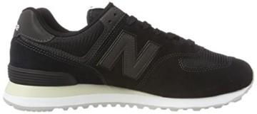 New Balance Sneaker, Schwarz