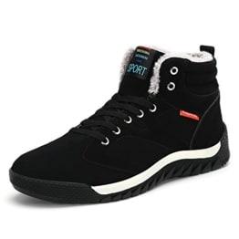 Outdoor Boots, Schwarz