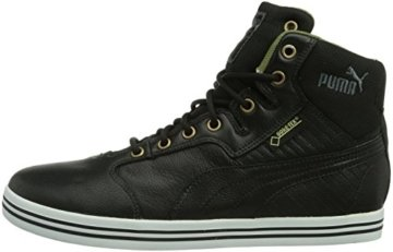 Puma Tatau Hohe Sneakers, Schwarz