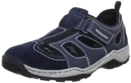 Rieker Herren Sneakers, Blau