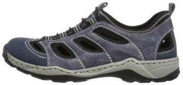 Rieker Sneakers, Blau