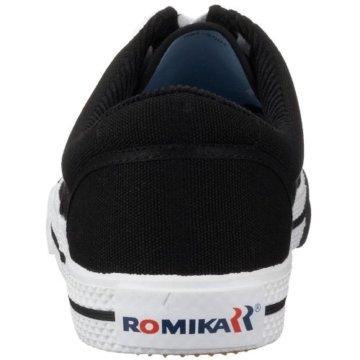 Romika Soling, Bootsschuhe, Schwarz