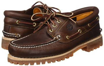 Timberland Bootsschuhe, Braun